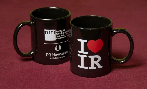 PR Newswire shares its love of Investor Relations with attendees at the NIRI Annual Conference, June 9 - 12, Hollywood, FL. (PRNewsFoto/PR Newswire Association LLC)