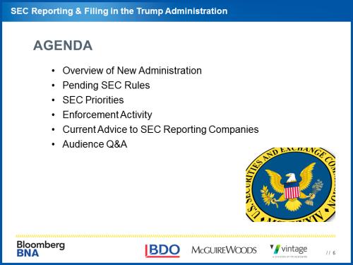 Industry events building shareholder confidence slide6 sciox Images